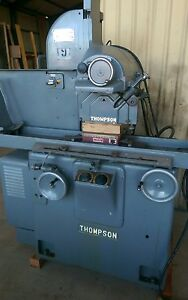 Thompson 2 axis Automatic Hydraulic Wet Surface Grinder