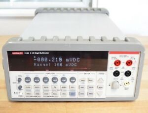Keithley 2100 Dmm 6 1 2 Digit Digital Benchtop Multimeter W Usb