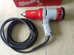 Milwaukee Electric Tool Corp 1 2 Dr Heavy Duty Impact Wrench 9052