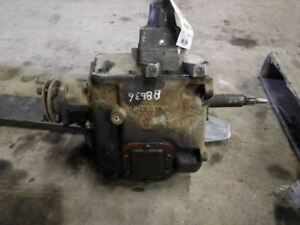Manual Transmission 3 Speed With Overdrive Fits 65 71 Ford F100 Pickup 413884