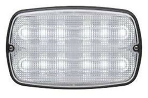 Whelen M9 Series Super led Scenelight Clear M9zc