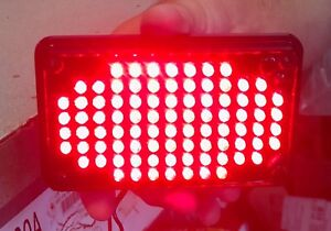 Whelen 400 Series Led Steady Max Light red 02 038345835a