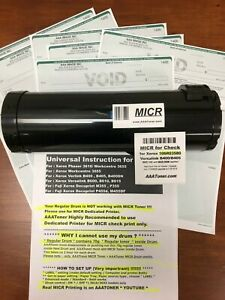 micr Toner Cartridge For Xerox 106r03580 Versalink B400 B405 5 900 Pages