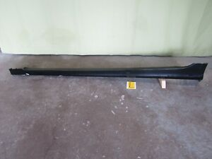 11 12 13 Hyundai Sonata Left Driver Side Rocker Panel Moulding Trim Skirt