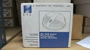Sentrol Esl 429c Two Wire Smoke Detector New 400 Series
