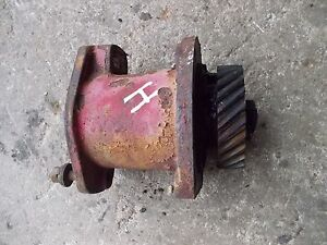 Farmall H Early Super H Tractor Ih Engine Motor Distributor Drive Assembly