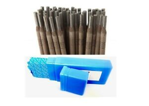 E7014 1 8 50lb Stick Electrode 7014 Welding Rod 5 Packs 10ib Each Pack v