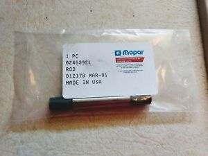 Nos Mopar Hemi Max Wedge Fuel Pump Pushrod Hardened 440 426 383 Dodge Plymouth