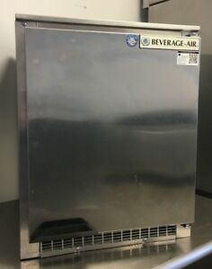 Beverage Air Ucr20y 141 20 Shallow Low Profile Refrigerator