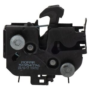15 20 Jeep Renegade without Remote Start Left Side Hood Latch Mopar 68479174aa