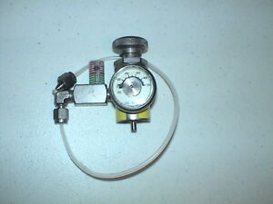 Photovac 2020 Combo Pro Plus Pid Calibration Gas Regulator