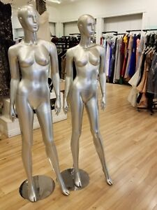 Fdw Female Full Body Realistic Mannequin With Base