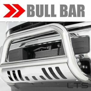 1994 2001 Dodge Ram 1500 Ss Bull Bar W Skid Plate Brush Push Grille Guards
