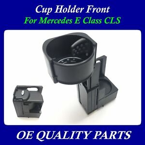 Cup Holder Front For Mercedes E Class Cls W211 W219 66920118 2116800014