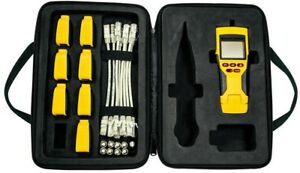 Klein Tools Tester Mapping Kit Voltage Warning Shield Detection Auto Power Off