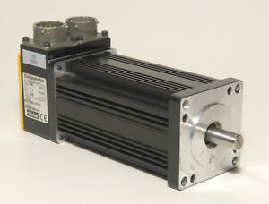 Parker Compumotor Sm233be ntqn Brushless Servo Motor Very Good Condition