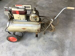 Craftsman Vintage Portable Air Compressor Model 283 18160