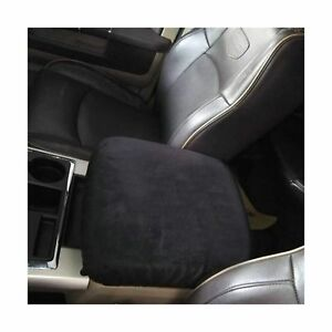 Center Console Armrest Soft Pad Protector Cover For 1993 2016 Dodge Ram 1500