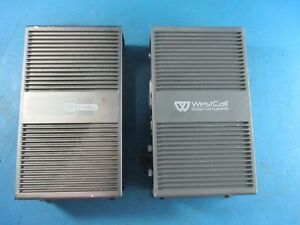 Lot Of 2 West call Ipc3 Nurse Call Systems Used