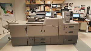 Ricoh Pro C751ex Production Printer