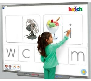 Interactive Whiteboard Sb660 And Epson Brightlink 475w With Extras