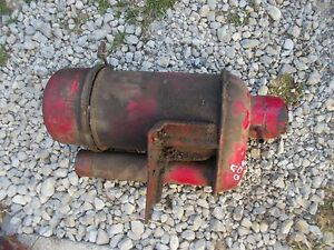 International 300 Utility Tractor Original Ih Precleaner Assembly