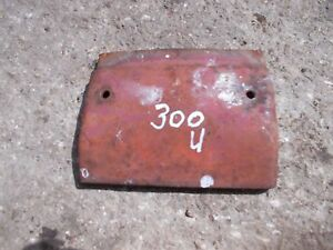 International 300 Utility Tractor Original Ih Dash Cover Panel