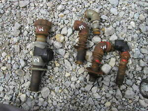 Farmall M Tractor 5 Ih Hydraulic Fitting Extensions