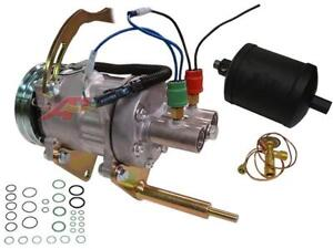 Sanden Compressor Conversion Kit John Deere 8430 8630 8440 8640 Tractors