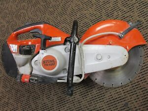Stihl Ts420 Cut off Saw Pre owned