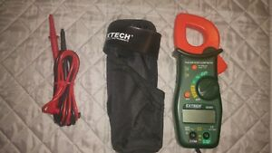 Extech 38389 True Rms 600a Ac dc Clamp Meter