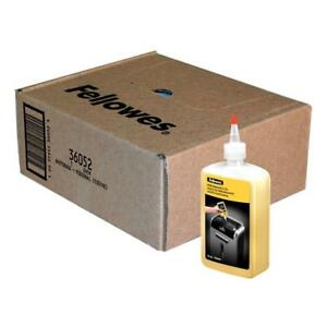 Fellowes Waste Bags For Small Office Home Shredders And 12 Oz Oil Bottle
