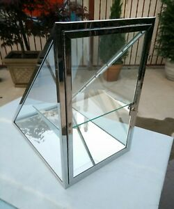 Glass Show Case Display