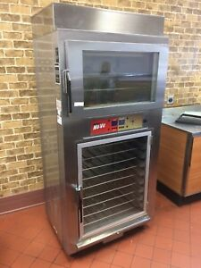 Nu vu Convection Oven Proofer Sub 123p Great Condition