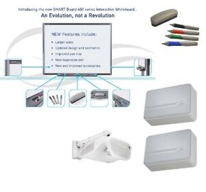 Smart Board Sb680 And Smart Uf70w Short Throw Projector