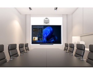 Interactive Smart Board With Epson Projector For Classroom