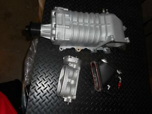 11 12 2012 2011 Gt500 Shelby Mustang Supercharger Ford Racing Eaton M122