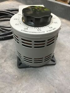 Staco Energy 3pn1210b Variable Autotransformer 120v Used Tested And Verified