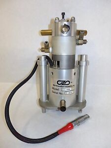 Ozo 1050 Electric Router Drill W 1 8 Collet Missing Vacuum Plate H6