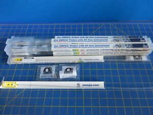 Omega Kmqss 020u 14 5 Quick Disconnect Thermocouples Lot Of 10
