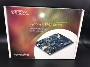 New Altera Cyclone Iii Fpga Development Kit
