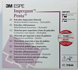 3m Espe Impregum Penta Medium Double Pack Exp 9 2020