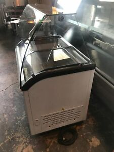 Alamo Refrigeration Sd 320q 9 64 Cubic Foot Ice Cream Novelty Freezer