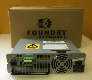 Foundry Networks Rps5dc 36 To 72 V 9 A 220 W Fasitron Dc Power Supply New