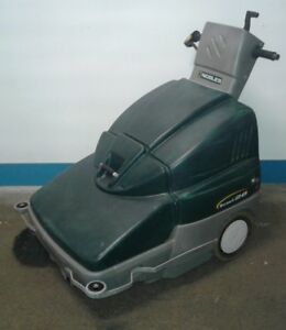 Nobles Scout 28 Walk Behind Floor Sweeper Cleaner Model 61667