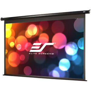 Elite Screens 125 Electric Screens