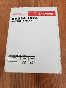 Honeywell Switching Relay Ra89a1074