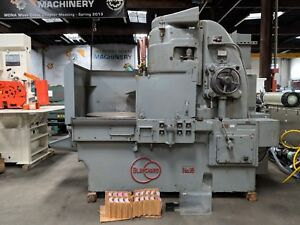 39 Swing Blanchard Rotary Surface Grinder Vertical 25 H p Metal Grinding