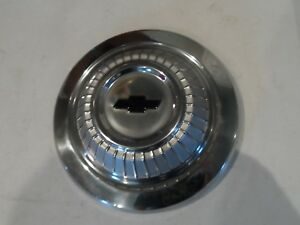 66 67 Chevy Chevelle Nova Dog Dish Hub Cap New Hot Rod Aftermarket Poverty Sk