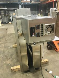 Xlt 3270 Little Caesar s Conveyor Pizza Oven Double Stack Natural Gas